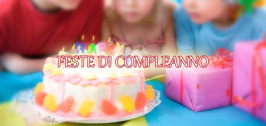 Agriturismo AiGuiet - Feste di compleanno
