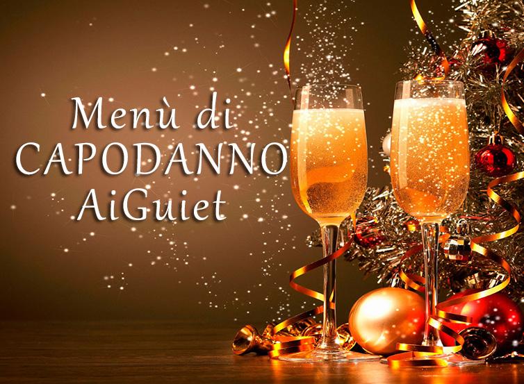 Menù di Capodanno - AiGuiet