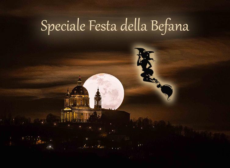 Speciale festa della Befana - AiGuiet
