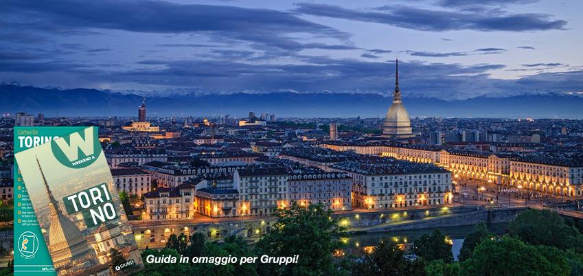 Offerta weekend a Torino in Gruppo