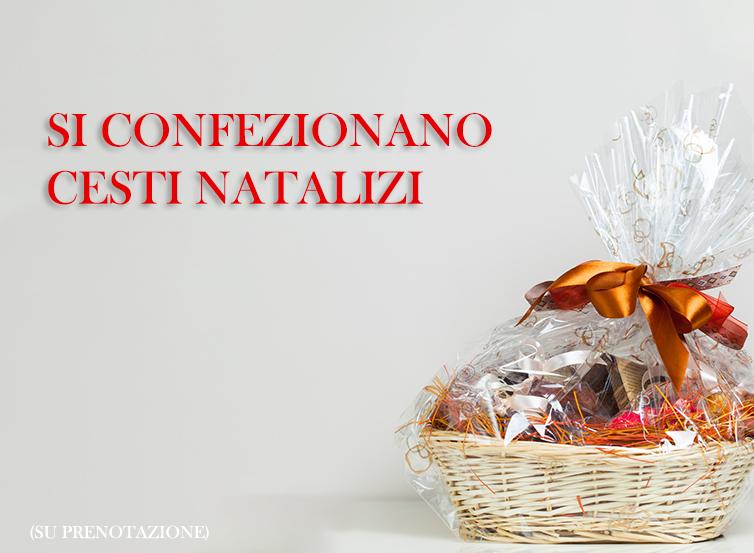 Cesti Natalizi regalo per Natale - Ai Guiet