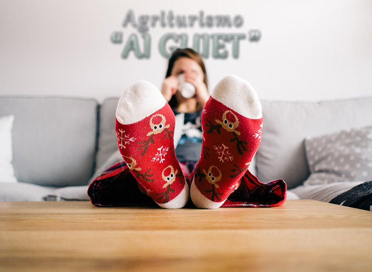 Natale in agriturismo